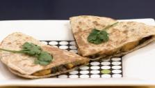 Hot Mom Sweet Potato Quesadilla