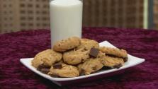 Gluten-Free Chocolate Peanut Butter Cookies