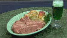 Corned Beef, Cabbage and Root Vegetables