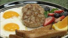 Homemade Spicy Breakfast Sausage