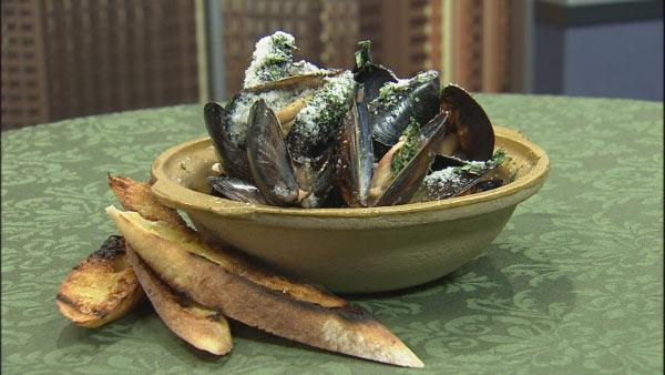how to cook mussels with red wine