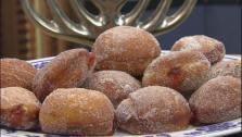 Hanukkahs Jelly Donuts (Sufganiyot)
