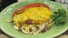 Pastel de Choclo Chilean Chicken and Corn Casserole