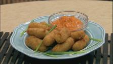 Ham Croquettes with Smoked Paprika Aioli