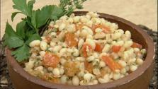 White Beans and Tomatoes