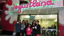 Web Exclusive: Yogurtland with Ali