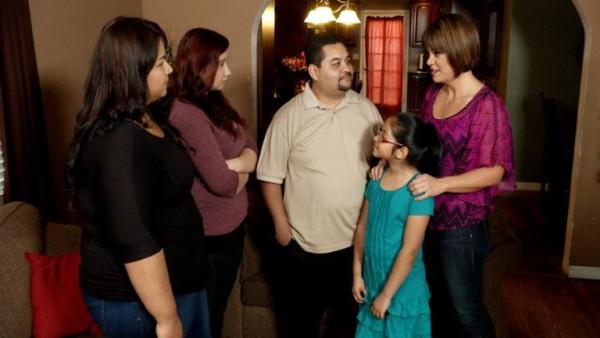 Complete Episode: Martinez Family Challenge