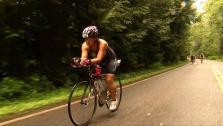 Ali Competes in Lake Stevens 70.3 Ironman