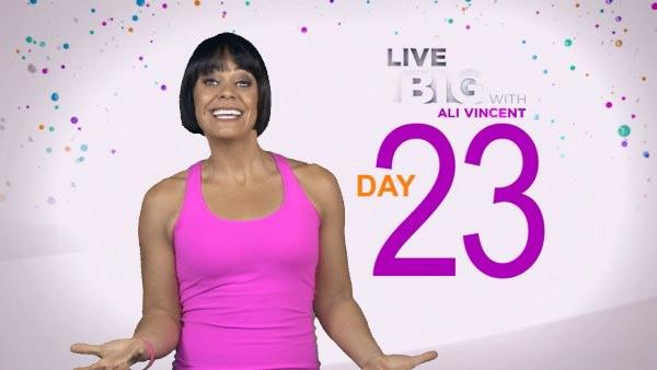 Live Big 30 Day Challenge: Day 23