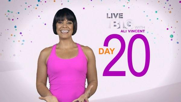 Live Big 30 Day Challenge: Day 20