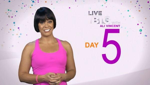 Live Big 30 Day Challenge: Day 5