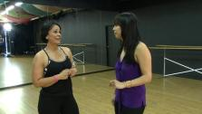 Can Ali Vincent Dance? Cheryl Burke Puts Ali to the Test