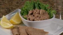 Tuna Pita Picnic Sandwiches