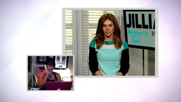 Ali Vincent Tricks Biggest Loser Trainer Jillian Michaels