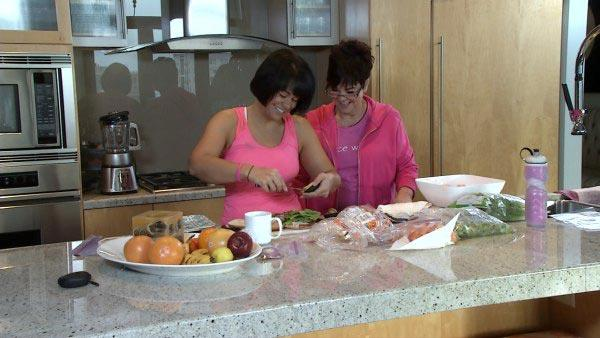 Ali Vincent Shares Tips for Packing Healthy Lunches