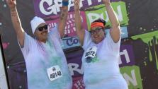 Live Big Participants Jorge and Mercedes Run a 5K