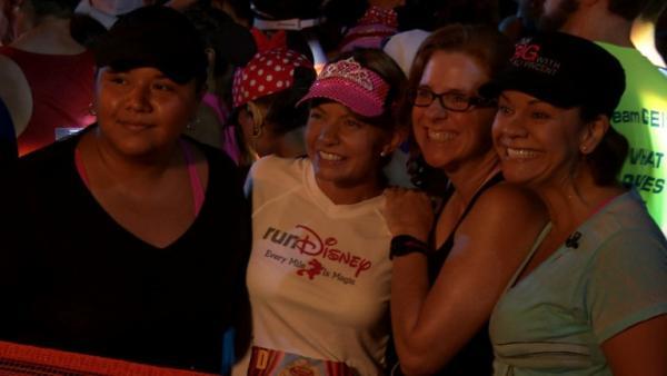 Complete Episode: Disneyland Half Marathon