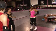 Ali Vincent: Roller Derby Queen