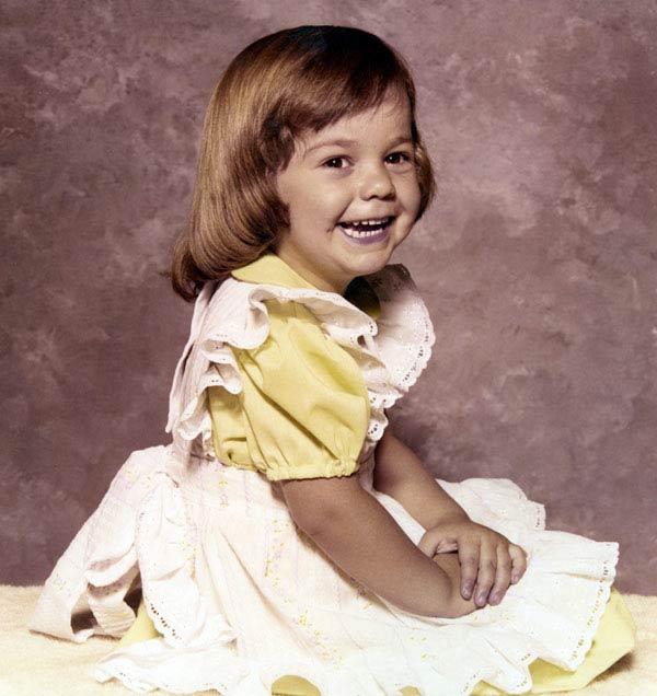 Ali around 3 years old