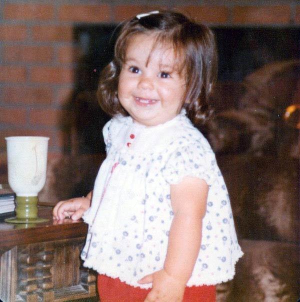 Ali around 10 months old