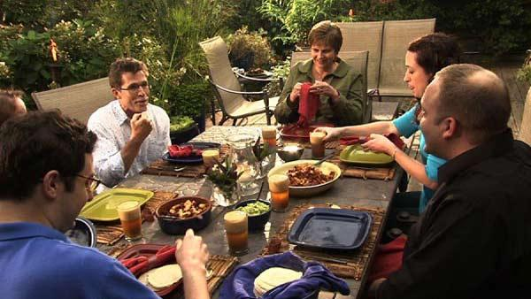 Backyard Taco Feast