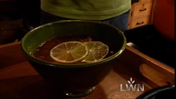 Sopa de Lima Clasica