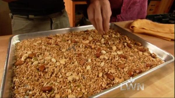 Mexican-style Granola
