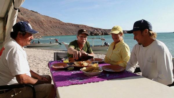 Complete Episode: Cooking on the Sea of Cortez