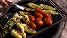 Charred Tomato-Nopal Salsa