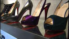 Fall Handbags and Shoes, Eyeshadow Application, Aerial Art