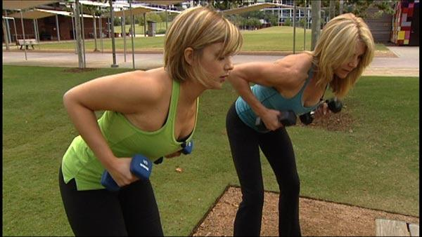 4x4 Workout