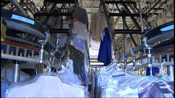 Dry Cleaning: Behind the Scenes