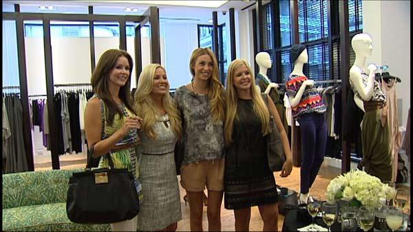 Whitney Port Becomes Fashion Designer
