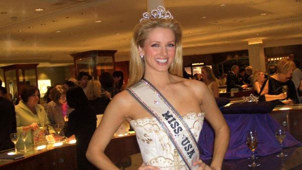 Miss USA 2004's Top Beauty Foods