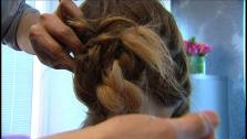 Create Updos with Hair Extensions