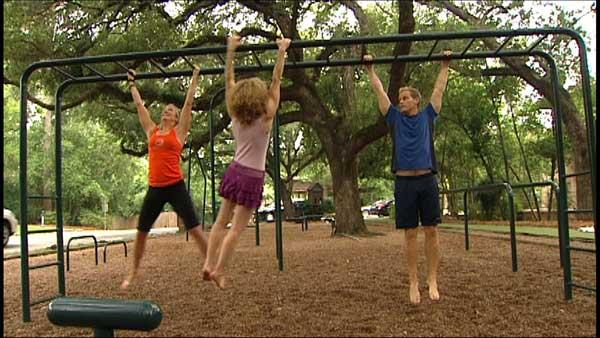 Pure Movement Playground Workout