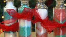 Holiday Spa DIY Gifts