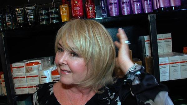 Woman With Thinning Hair Gets Makeover