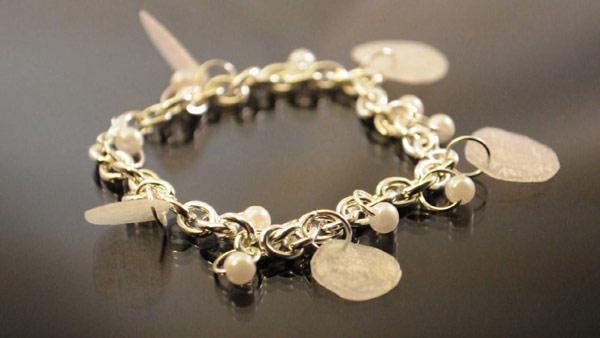 Bracelets from the Recycling Bin