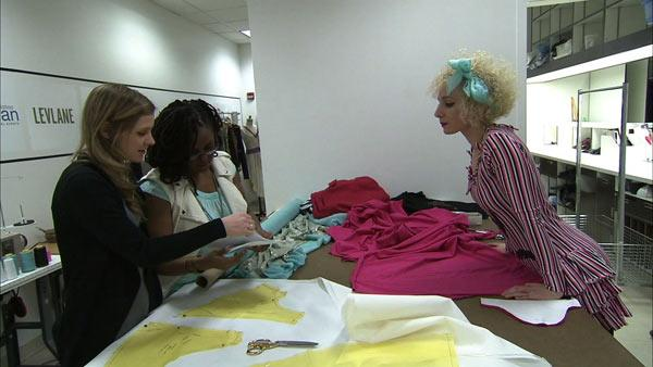 Fashion Incubator Helps Up-and-Coming Fashion Designers