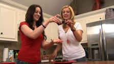 Kelsey Byers Healthy Cupcakes