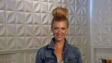 DIY Hairstyle: Donut Top Knot