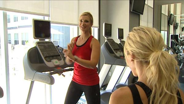 Complete Episode: Treadmill Workout