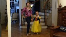 Want to dress up like your daugthers favorite princess but still keep your grown-up style? These five moms create grown-up Disney princess looks for Halloween that are chic and family-friendly.