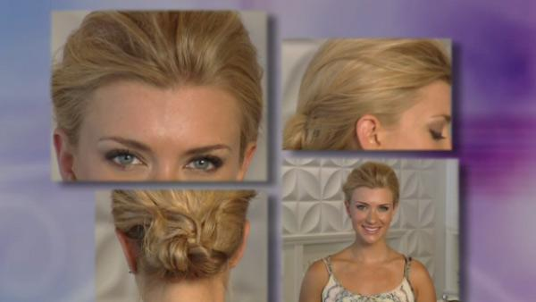 DIY Tips for Styling Hair in Easy and Chic Braided Bun