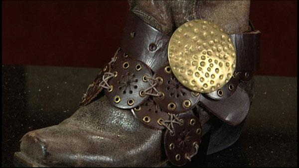 DIY Embellished Boots