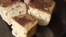 Cinnamon Swirl Protein Bars