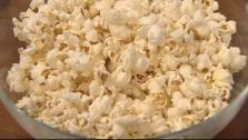 Healthy Flavored Popcorn