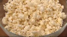 Healthy Flavored Popcorn