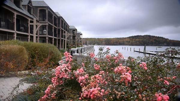 Harbor-Side Hotel Near Acadia
